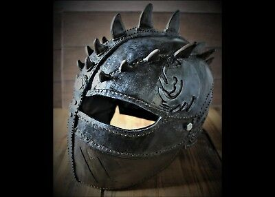 Hiccup's How to Train Your Dragon Helmet (HTTYD)