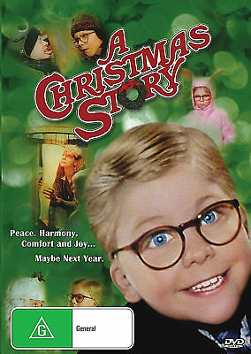 A CHRISTMAS STORY Peter Billingsley Melinda Dillon Christmas ALL REGION DVD