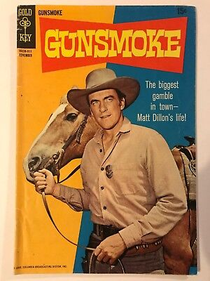 Old Gold Key Comic Gunsmoke No. 5