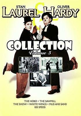 Laurel And Hardy Collection - Vol. 5 [DVD], Good DVD, Oliver Hardy,Stan Laurel,
