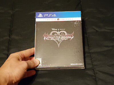 Kingdom Hearts HD 2.8 Final Chapter Prologue - Limited Ed. PS4 FACTORY SEALED