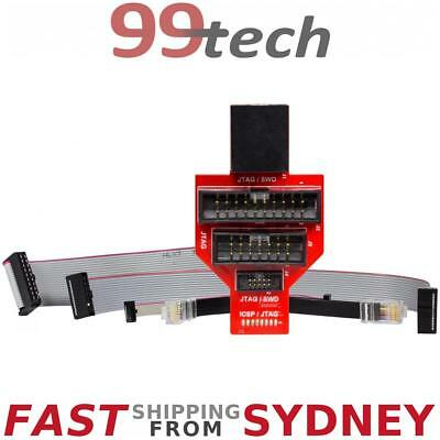 Microchip ICD 4 & PICKit 4 Debug Adapter Board AC102015, From SYDNEY