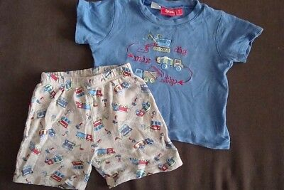 1 pair of PJs - size 1 - great condition
