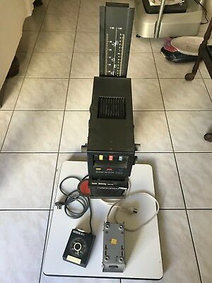 Photography Enlarger Durst M605 Colour with Hauck ATU Timer