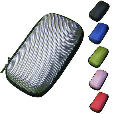 Portable Waterproof Case Storage Box for MP3 Power USB Hard Disk Protector Bags