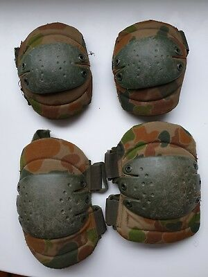 Military knee and elbow pads for Army. Very comfortable and protective