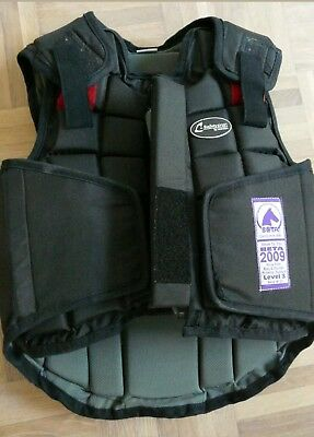 Kinder Reitweste, Sicherheitsweste USG Flexi Body Protector, Gr. Child S