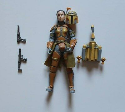 Star Wars 2007 30th Anniversary Collection Republic Elite Forces Isabet Reau