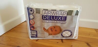Air Wrap Deluxe Cot Bumper (4 Sided)