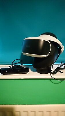 Sony PlayStation VR Core VR Headset with camera