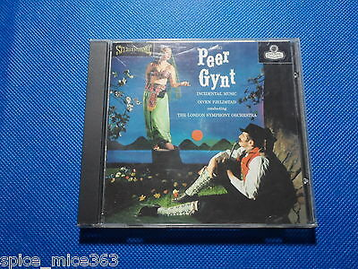 GRIEG Peer Gynt, OIVIN FJELDSTAD LSO 24K GOLD CD CSCD6049 CLASSIC COMPACT DISCS