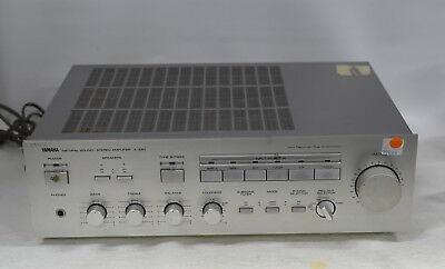 Yamaha A-520 Stereo Integrated Amplifier