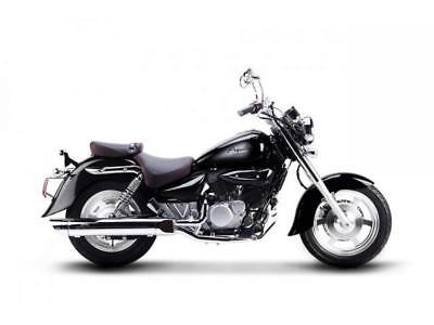 Hyosung Gv125C Aquila Pre Reg Bikes Available With Great Savings