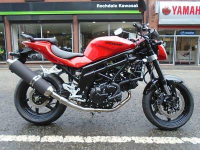 Hyosung GT650 P pre reg bikes available.
