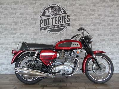 BSA Rocket 3 1969  *Matching numbers 7156 miles*