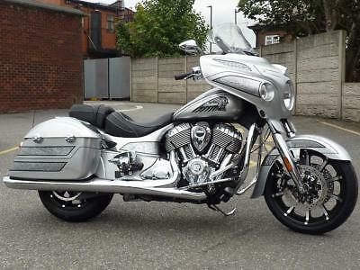 Indian Chieftain Elite BRAND NW 2018 Model Only 1 Available