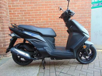 2018 Brand New Sym Mask 50 Cc - Learner Legal From 16 Years Old