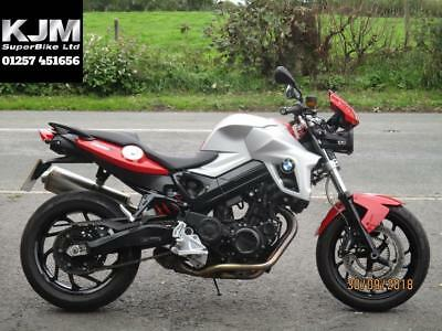 Bmw F800R Abs, 2012/12, Just 5,161 Miles, Fsh.