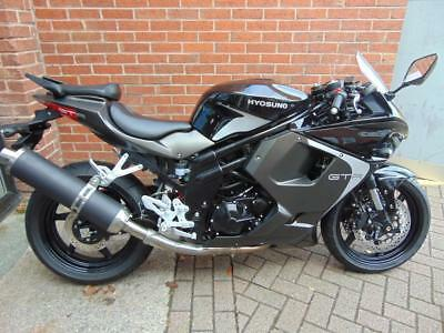 Brand New Hyosung Gt650Rc Sports Bike - Offer Price Of 3995