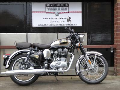 Brand New In Stock Royal Enfield Classic Chrome 500 Beauty With Technology