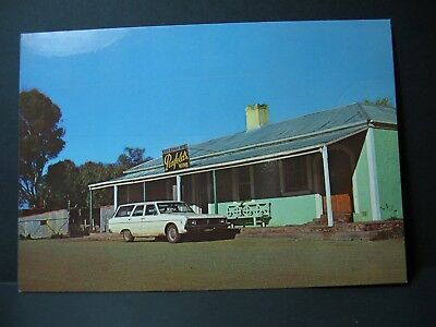 The Hotel Blinman North South Australia  Valiant Staion Wagon Penfolds Wine