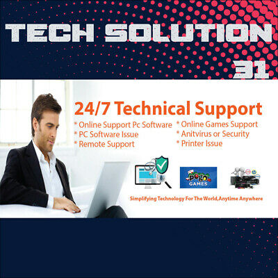 Total Tech Support Yearly Membership