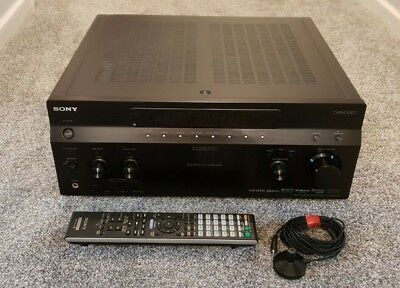 Sony STR-DA5400ES 7.1 Ch Audio/Video Home Theatre Receiver System~120 Watts x 7
