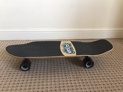 Mindless Longboards Calamari Complete Old Skool Skateboard