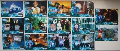Set of 14 Doctor Who 40th Anniversary Trading Cards Strictly Ink F1-F14 Dr TV
