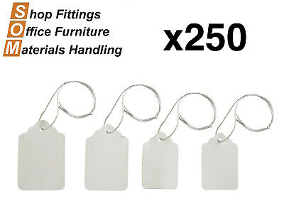 Point Of Sale Paper Sale Tag Pre Strung (Qty. 250)