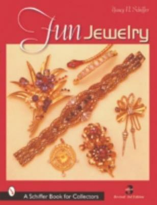 Fun Jewelry by Nancy N. Schiffer Collecting Costume Jewelry Reference 9379