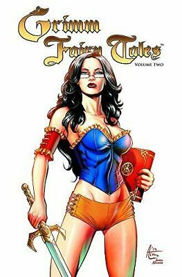 Grimm Fairy Tales Volume 2 (Grimm Fairy Tales Graphic Novels) 9780978687465 A9