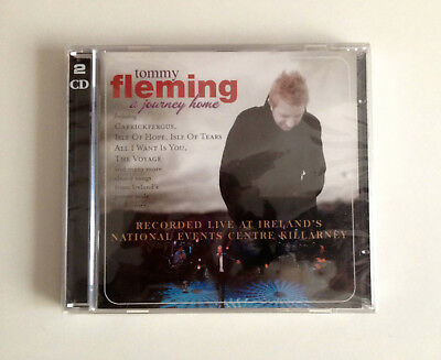 TOMMY FLEMMING  A Journey Home   2CD Set  Universal Music 1746270    New/Sealed