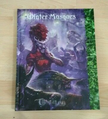Changeling The Lost - Winter Masques HC HB