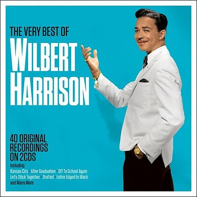 Wilbert Harrison - The Very Best Of - Greatest Hits 2CD 2016 NEW/SEALED