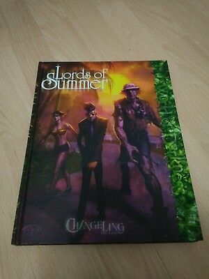 Changeling The Lost - Lords of Summer HC HB