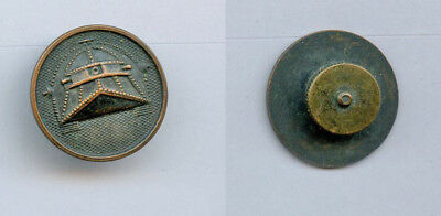 WWI WW1 Collar Disc Lots- RARE Early 1st Pattern Tank Armor Corps USED ORIGINAL!