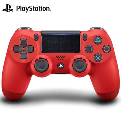 .New Brand PS4 Controller Wireless Gamepad for Sony PlayStation 4 Dualshock Red.