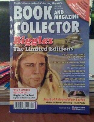 Book and Magazine Collector #322 July 10 Biggles