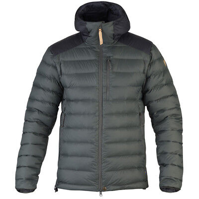 a7d5aaae4f FJALLRAVEN MENS KEB Touring Down Jacket - Large Storm   Night - EUR ...