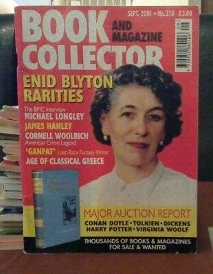 Book and Magazine Collector #210 Sept 01 Enid Blyton