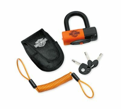 Harley Davidson Shackle Lock Kit Great Added Security To Your Bike