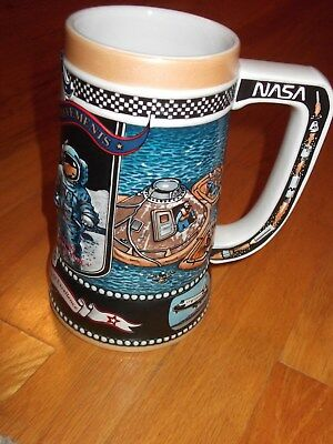 Miller Beer Stein Great American Achievements 111816 Fifth in a Series Carolina