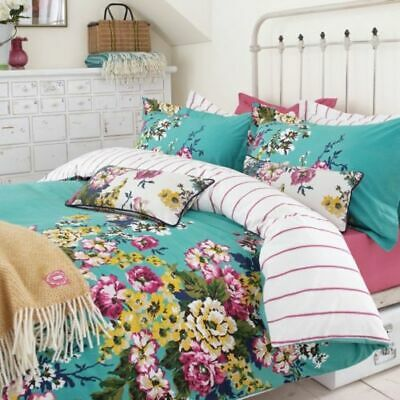 JOULES Pure Cotton HORSE GUARD / LONDON IN BLOOM / PONY RACING THROW DUVET