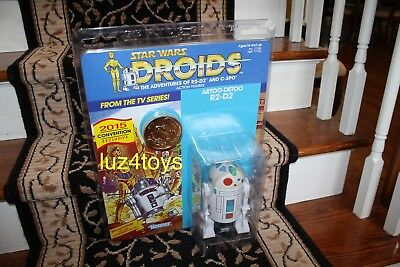 Star Wars Gentle Giant R2-D2 Droids Jumbo Figure SDCC 2015 Exclusive W/gold Coin