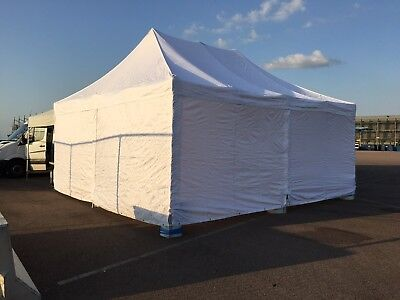 Heavy Duty Commercial Grade 6m X 6m Pop Up Shelter/Gazebo by Instant Marquees