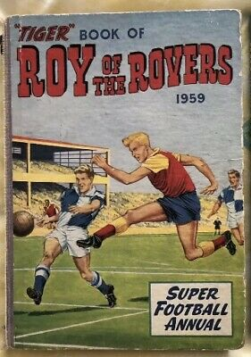 Roy Of The Rovers Annual Bundle