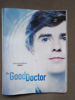 Poster The Good Doctor (2018) Staffel 1 (Freddie Highmore)