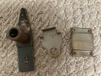 Bracket and base support Set for Edison Columbia Phonograph Horn Crane