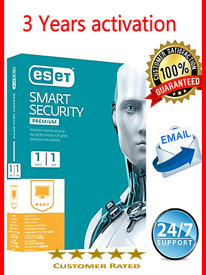 ESET nod32 Smart Security Premium key 🔑 3 Years activation🎁 Express Delivery